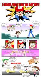 Pokemon vs Fairly oddparents