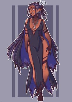 Commission: Hobgoblin Wizard