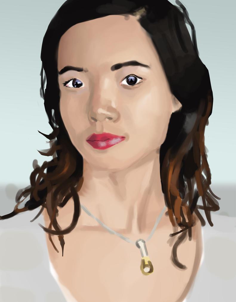 Face Study 2 by Espiol