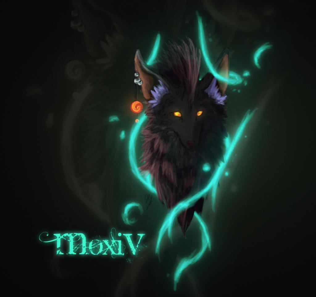 Moxiv Headshot by KmTwilightMario