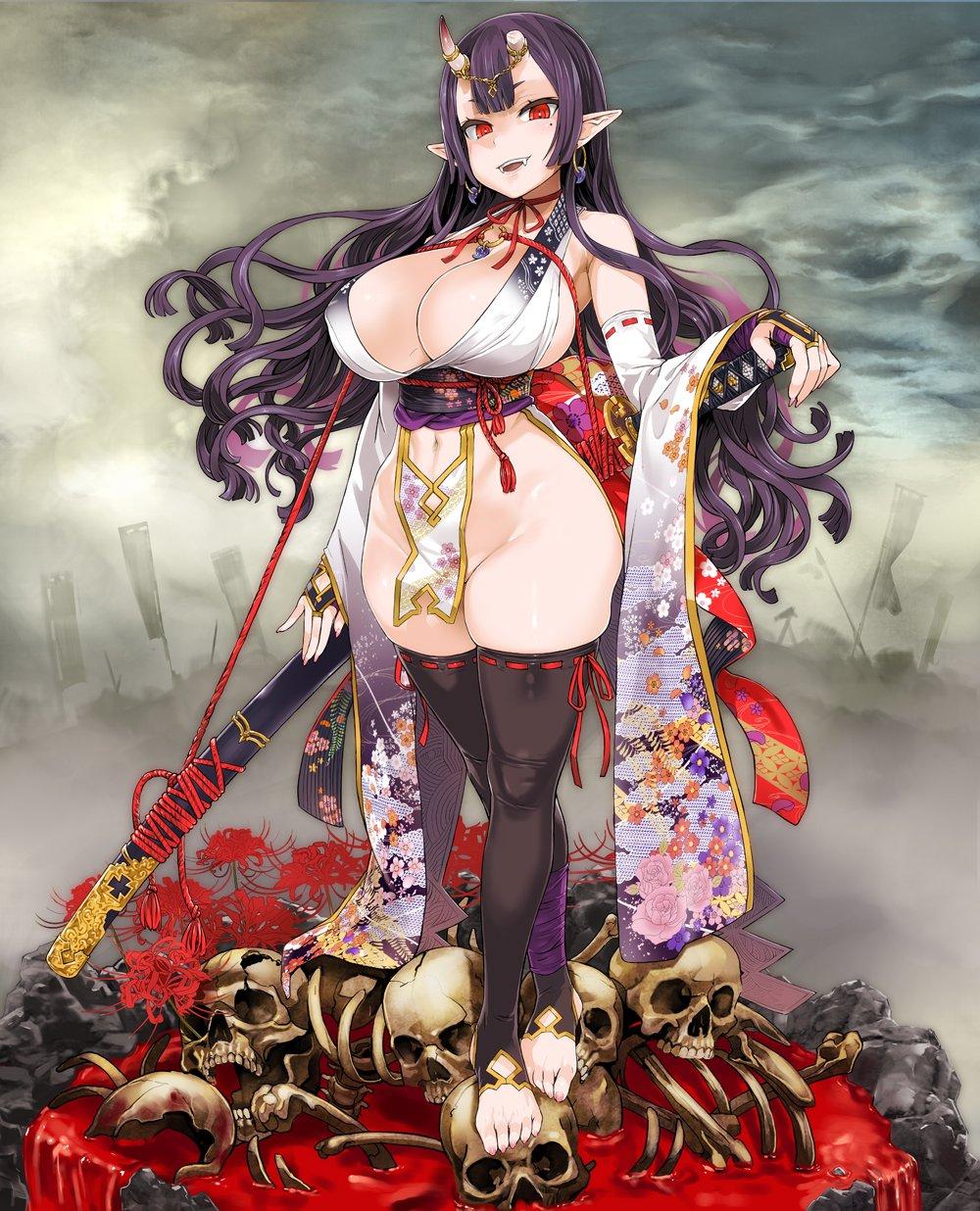 Characters: Demons __original_drawn_by_asanagi__466a0419619b95520f2e8_by_minamajikina77-dbia899