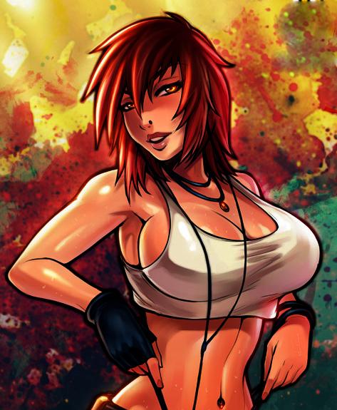 Characters: Human - Page 2 Molly_by_minamajikina77-dbin37p