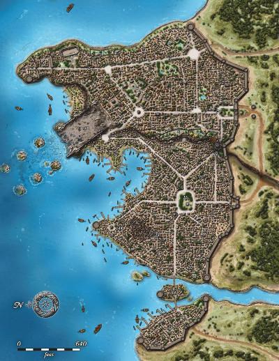 Breland Coastal City