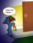 Peter's.First.Halloween.Night by Natsumi-chan0wolf