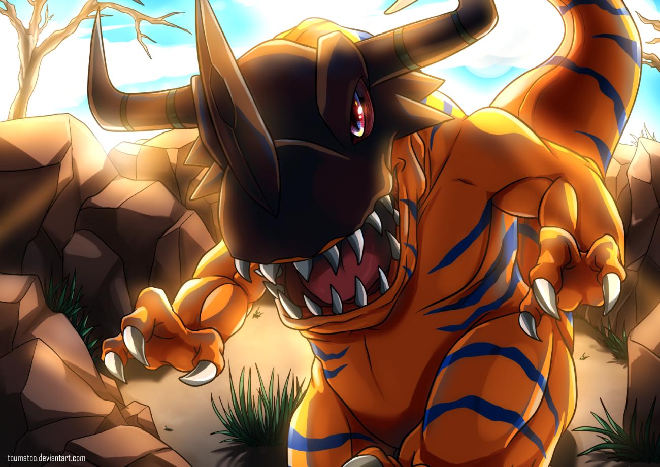 Prowling by Toumatoo