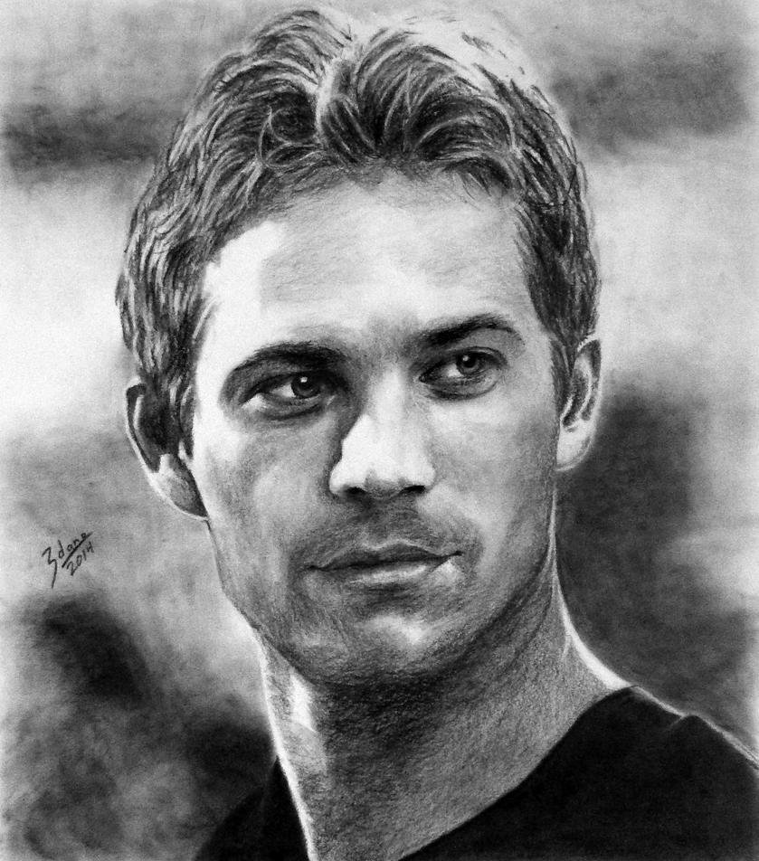 Paul Walker RIP by Surreal-Portrait