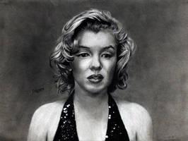 Marilyn by Surreal-Portrait