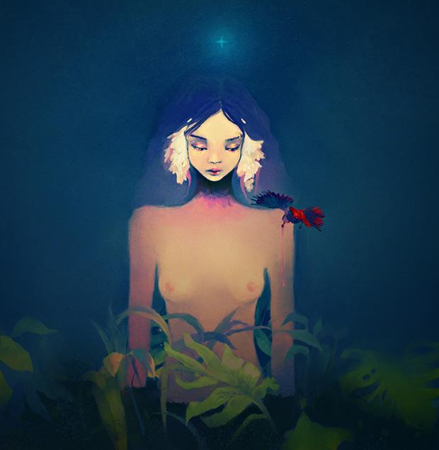 Flower by skymint