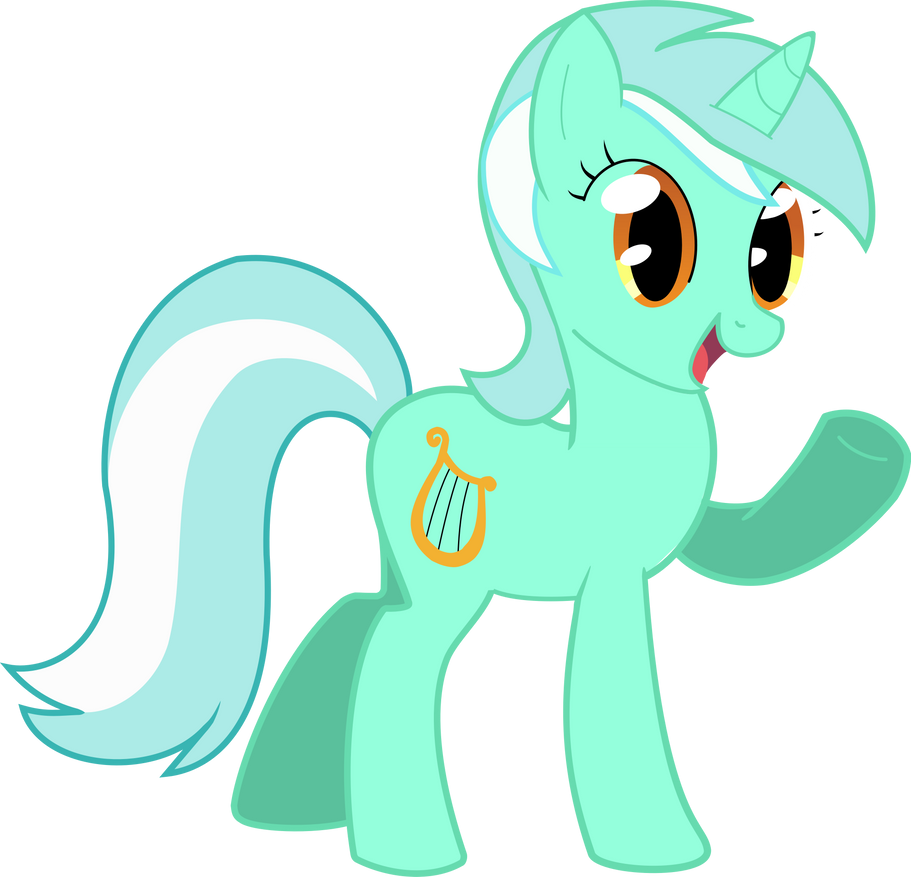Lyra-firstvector by Nazzaroth