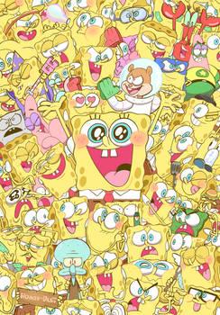 Spongies!