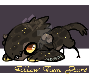 Follow Them Stars by JolleRaptorHub
