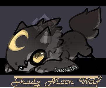 Shady moon wolf by JolleRaptorHub