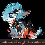 Arrow through the Heart