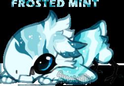 Frosted Mint by JolleRaptorHub