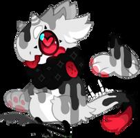 Clown Ink Splatter