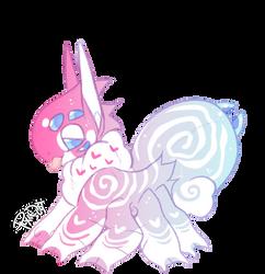 Cotton Candy Icecream