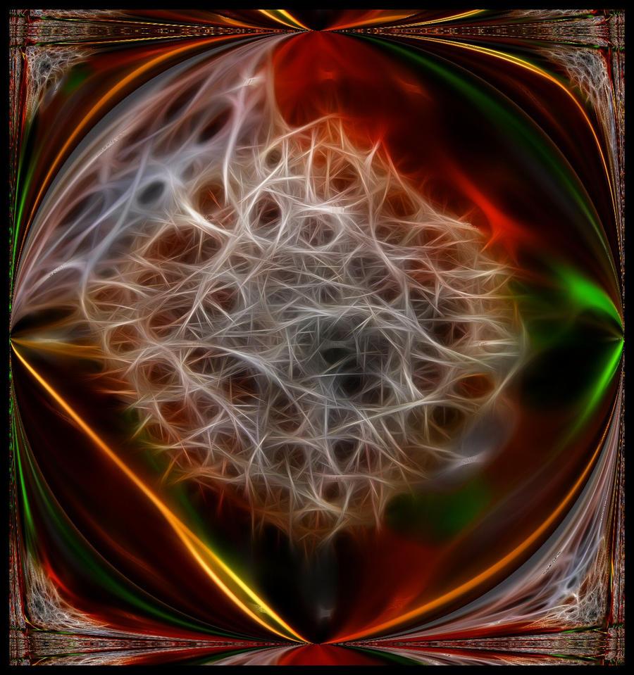 Fractal Flower by lynleef