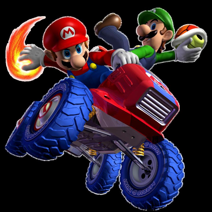 Mario Kart Double Dash Tournament Naota(Mario & Yoshi) VS ...  |Baby Mario And Baby Luigi Mario Kart Double Dash