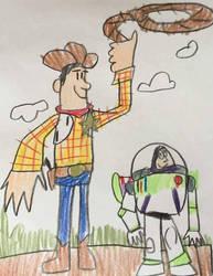 Disney Pixar Toy Story 2 By Trustamann On Deviantart
