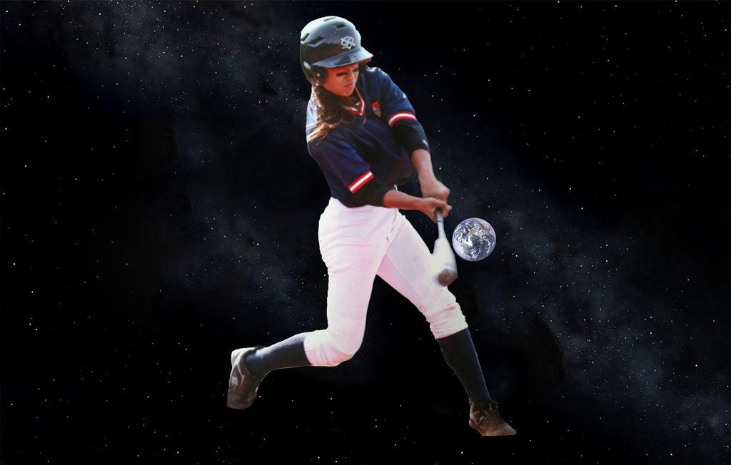 The Best Baseball - Giantess Gift by Questathana