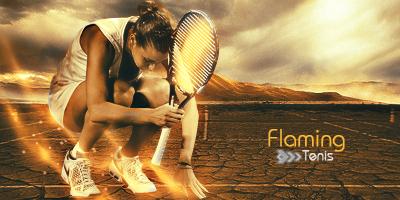 Votaciones FDLS 5 Flaming_tenis_by_alejandro0698-d4cg3i5