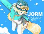 Snowboarder Fjorm