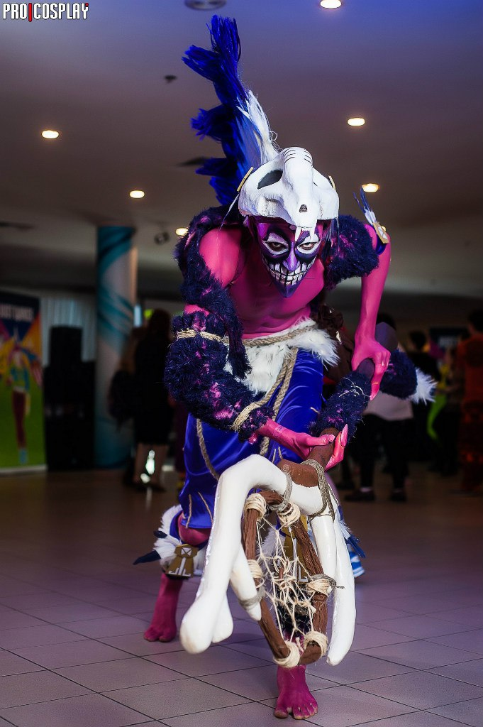 dazzle dota 2 cosplay by zewine on deviantart