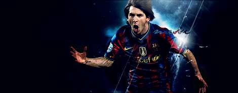 messi ft. pierce by RinatOnly