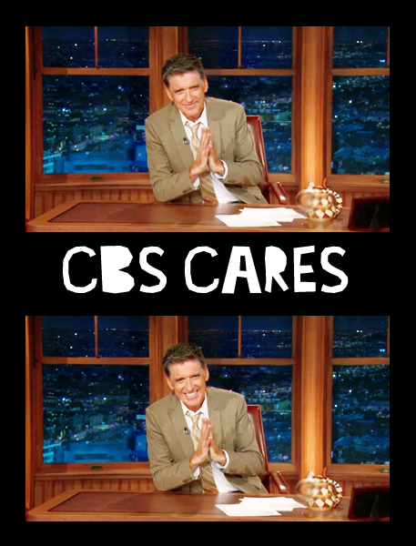 CBS Cares by McAddicted