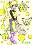 Yellow fanart