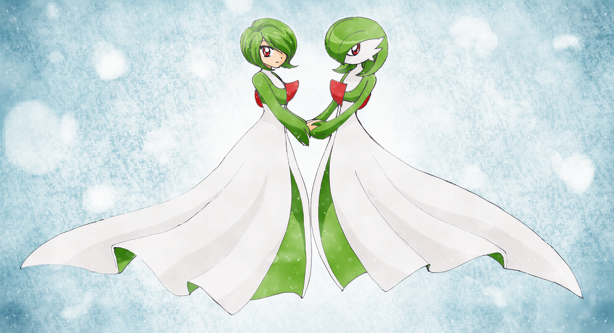 Gardevoir joy studio design gallery best design - Gardevoir By Chikorita85 Gardevoir By Chikorita85