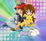 Miku and Ash