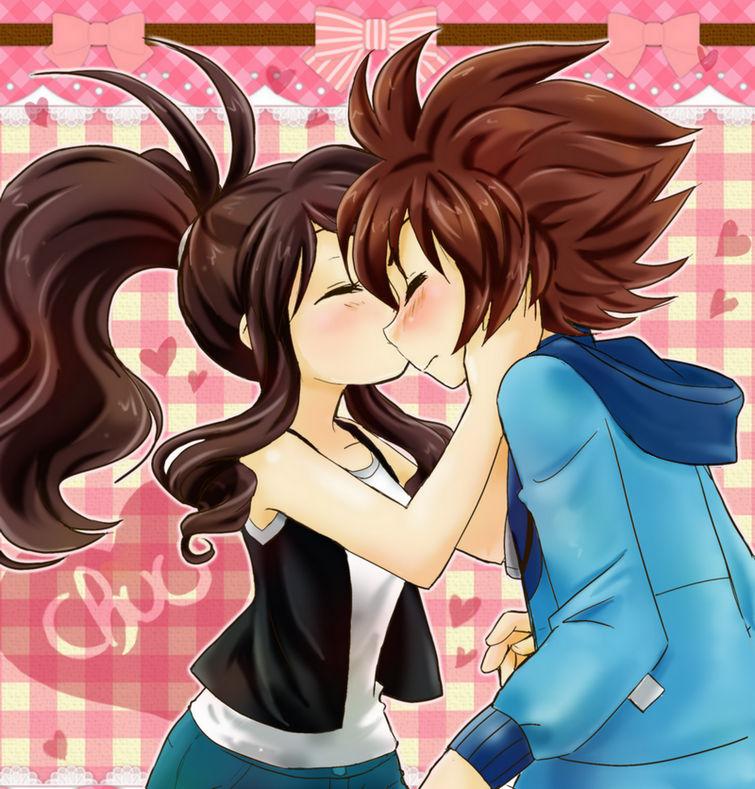 Agencyshipping -  kiss on the cheek
