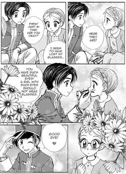 Chocolate with pepper-Chapter 1-12