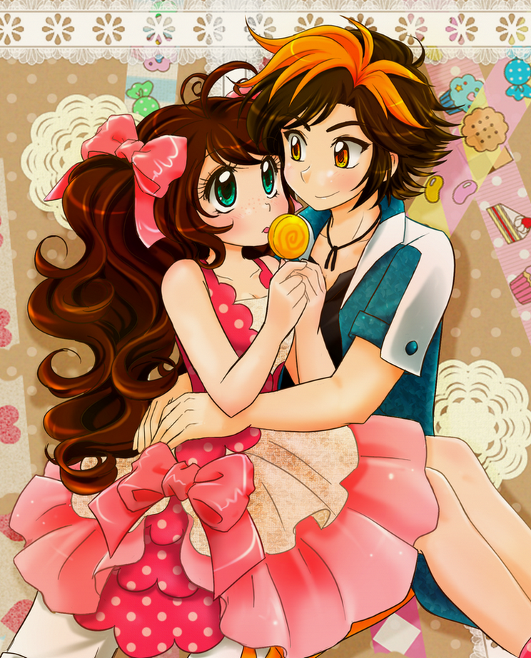 .:sweet:. by chikorita85