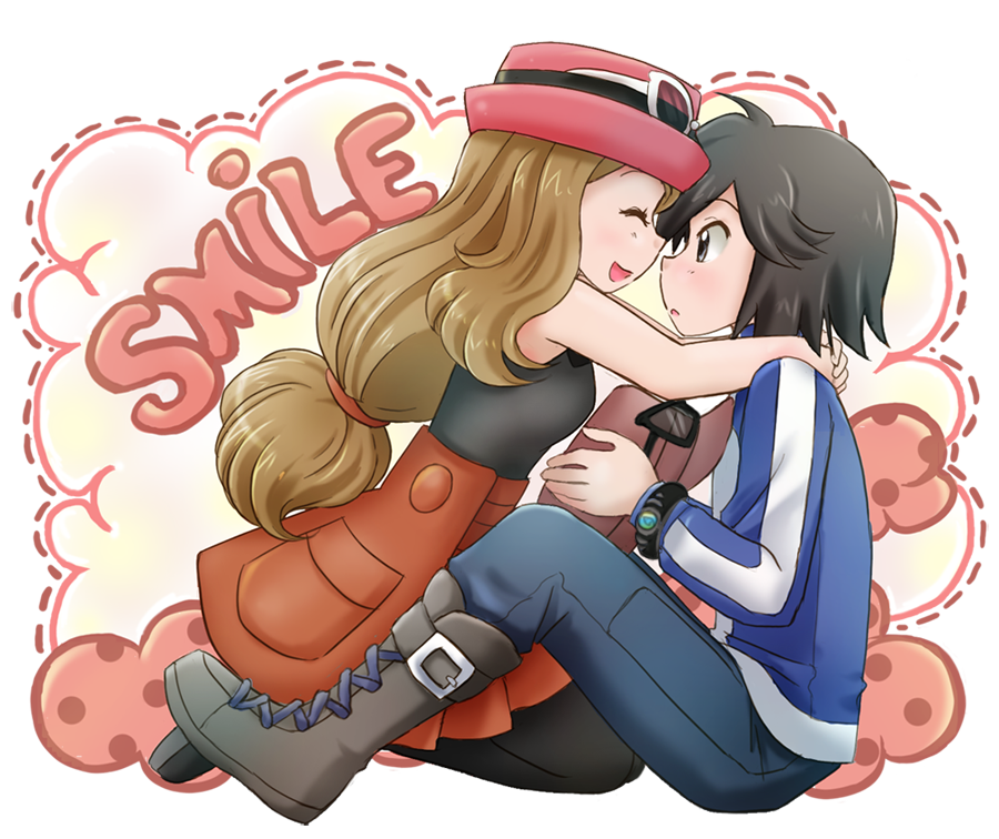Smile! by chikorita85
