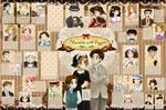 CwP- Main Characters by TSaianda