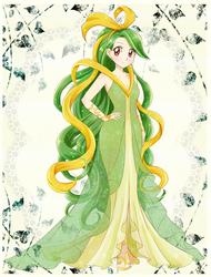 Snivy princess