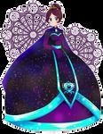 Princess Starlight- Commission