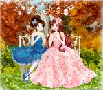 Tea in the garden - Commission by TSaianda
