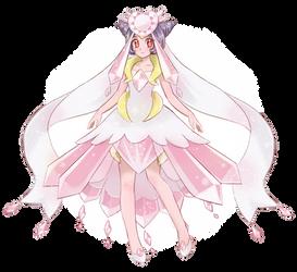 Diancie princess- Commission