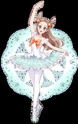 Jasmine Ballerina -commission