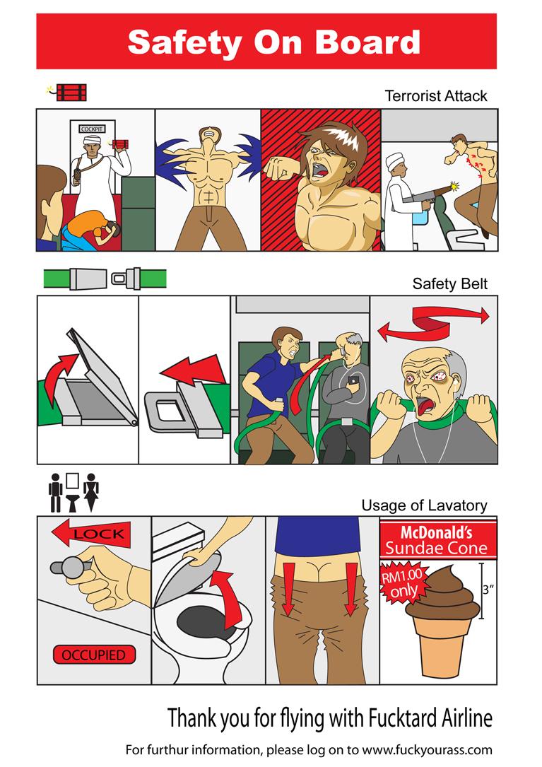 airline life vest instructions