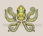 Octopus necklace Concept