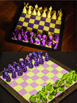 Tentacle Chess Boards