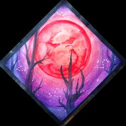 Sanguine Moon