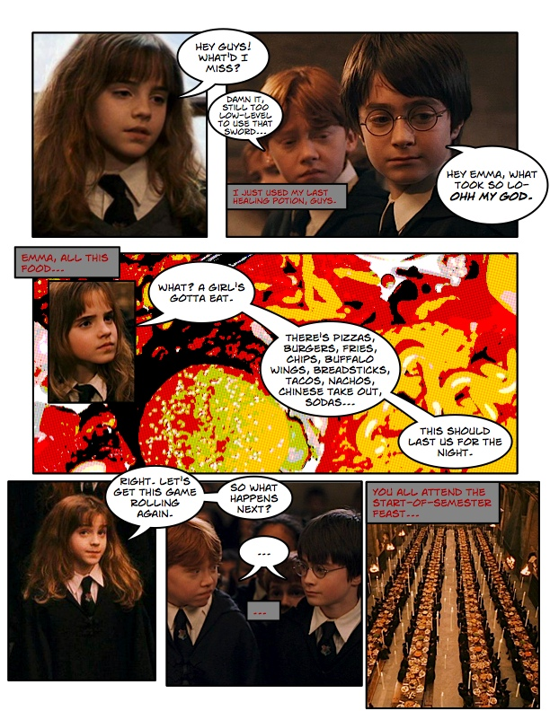 Wizards and Wands Page 16