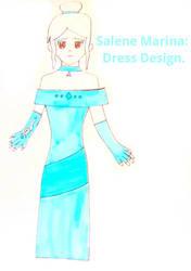 Salene Marina: Dress Design.