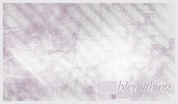 Blend Thing