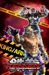 Tekken Pro Poster